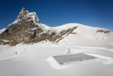 أكبر بطاقة بريدية في العالم على جبل في سويسرا للتوعية بالتغير المناخي