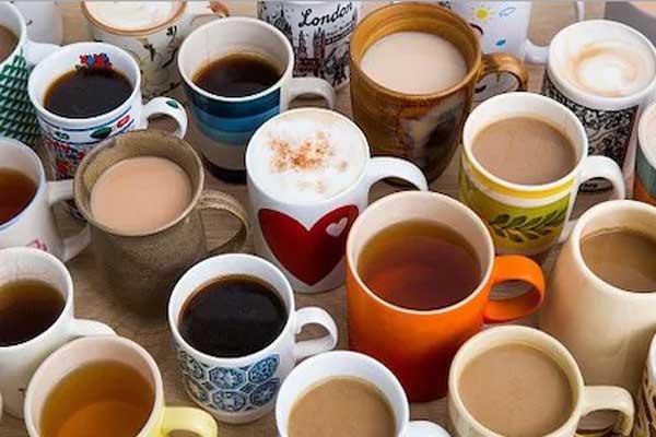 أنصار القهوة أقل ميلًا إلى الإدمان على الشاي