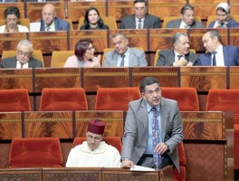 وزير التربية الوطنية والتعليم العالي والبحث العلمي في الجلسة الأسبوعية بمجلس النواب