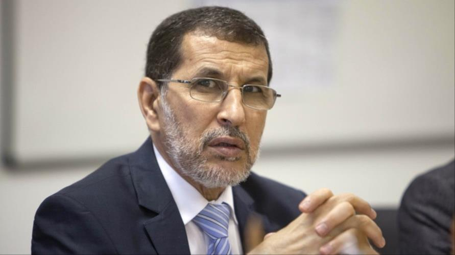 سعد الدين العثماني، رئيس الحكومة المغربية.