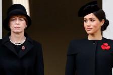 لماذا لم تقف ميغان في شرفة واحدة مع الملكة وأفراد أسرتها؟