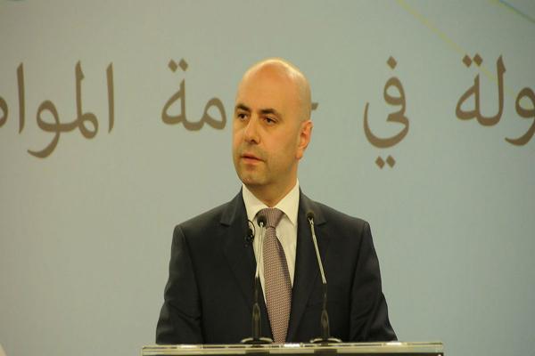 وزير الصحة اللبناني