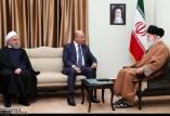 خامنئي: عراق مستقل قوي ومتطور مفيد لإيران