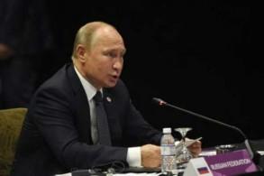 الرئيس الروسي فلاديمير بوتين في قمة آسيان اليوم الأربعاء 14 نوفمبر 2018