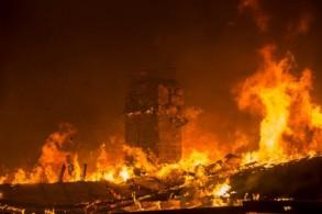 ارتفاع حصيلة الضحايا في حريق كاليفورنيا