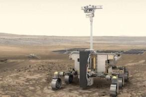 من المقرر أن يهبط المسبار الآلي الجوال على المريخ في عام 2021