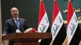 صالح يبحث بالرياض وطهران العقوبات الاميركية وصراعات المنطقة
