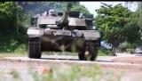 الصين تكشف عن دبابة تدمر نفسها ذاتياً !