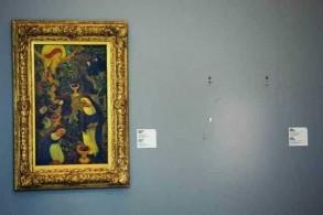 سبع لوحات فنية سُرقت من متحف روتردام كونستهال في 2012