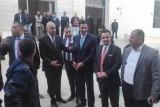 وفد برلماني أردني في دمشق