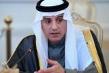 الجبير: السعودية أول من قام باتخاذ اجراءات ضد المتهمين في قضية خاشقجي