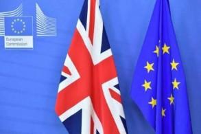 علما الاتحاد الأوروبي وبريطانيا في بروكسل