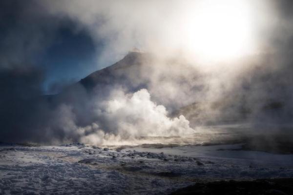 موجة ضباب غامضة سببت الظلام الدامس لفترة طويلة