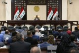 التكتل السني ينسحب من جلسة البرلمان العراقي