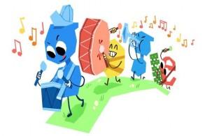 هكذا احتفلت غوغل بالطفل اليوم