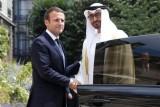 ملفات المنطقة حاضرة في زيارة محمد بن زايد إلى فرنسا