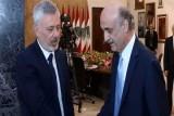 ترحيب سياسي بمصالحة الزعيمين اللبنانيين جعجع وفرنجية