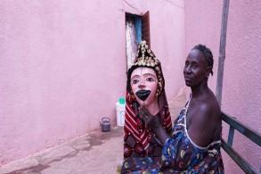 مواوا كوني صانعة الدمى في مالي