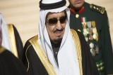 العاهل السعودي يدشن