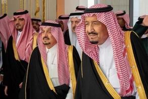 الملك سلمان يفتتح أعمال السنة الثالثة من الدورة السابعة لمجلس الشورى