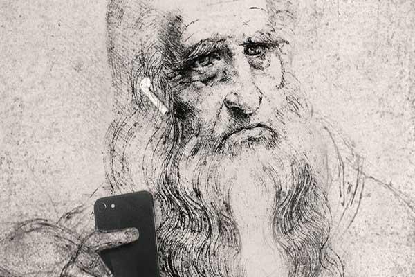 ليوناردو دافينشي