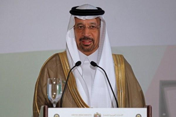 وزير النفط السعودي خالد الفالح