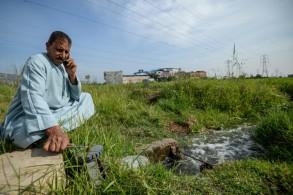 التغير المناخي يهدد الاراضي الخصبة في دلتا النيل بمصر
