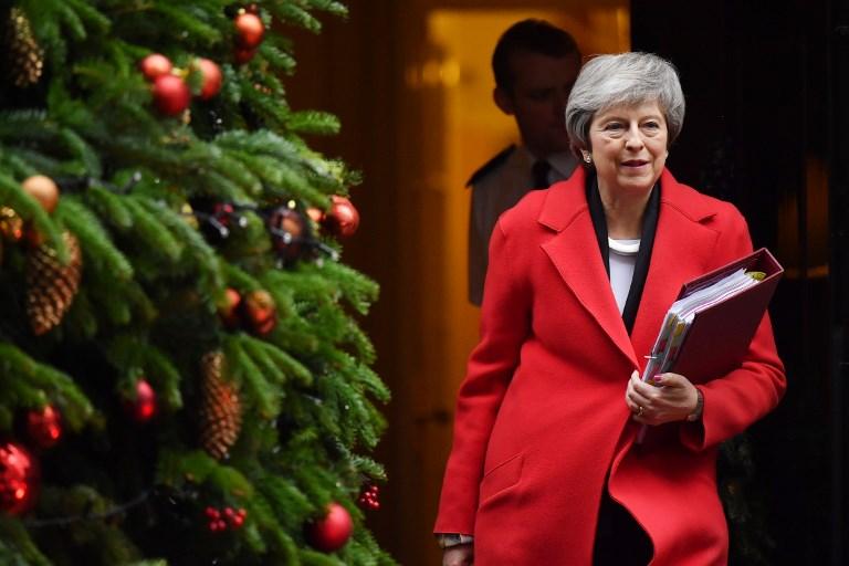 ماي قد تجبر على التنحي إذا لم يحظ مشروعها بموافقة النواب البريطانيين