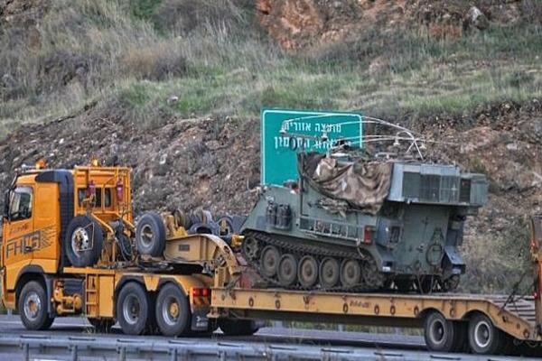 إسرائيل تقول إن حزب الله يبني أنفاقًا على الحدود