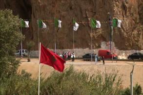 الحدود البرية المغربية- الجزائرية
