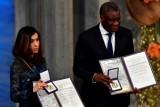نوبل السلام تكرّم ناديا مراد ودينيس موكويغي