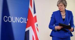رئيسة الحكومة البريطانية تيريزا ماي