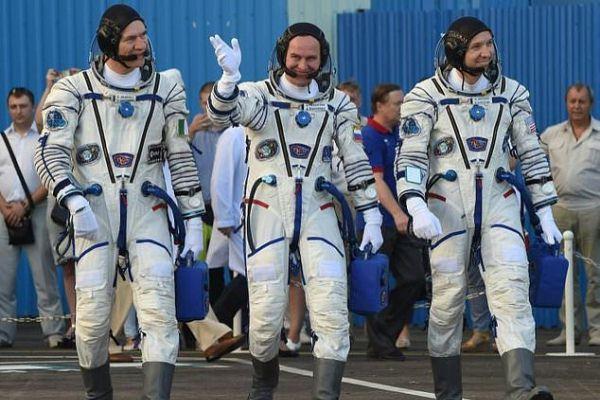 نبأ سار لرواد الفضاء