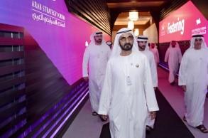 محمد بن راشد: 2019 يحمل فرصا وتحديات لكننا متفائلون