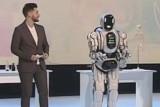 روبوت روسي من لحم ودم!