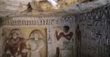 اكتشاف مقبرة تعود لأكثر من 4400 عام جنوب القاهرة