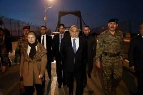 عبد المهدي يتابع إجراءات فتح المنطقة الخضراء أمام الجمهور