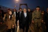 العراق يعطل محتفلًا بذكرى هزيمته لداعش وفاتحًا الخضراء