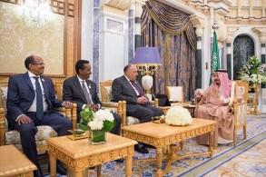 السعودية ترعى الكيان العربي في منطقة البحر الأحمر