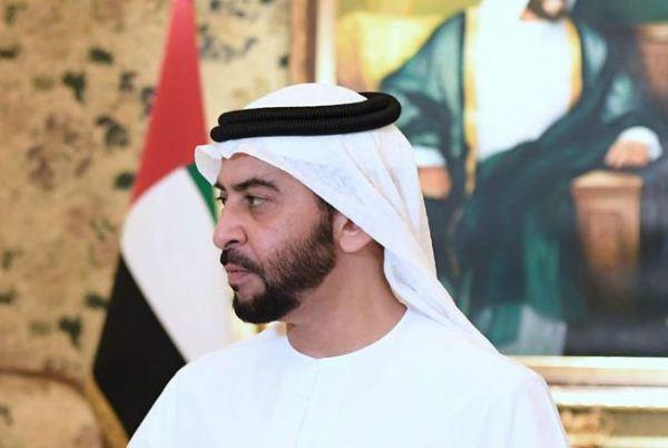 الشيخ حمدان بن زايد آل نهيان