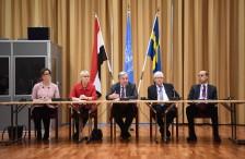 السعودية ترحّب باتفاق السويد