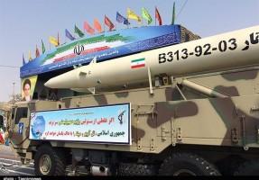 طهران تستعرض أحدث ترسانتها الصاروخية - أرشيفية