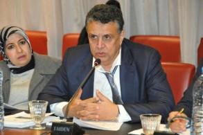 النائب عبد اللطيف وهبي المنتمي لحزب الأصالة والمعاصرة المعارض