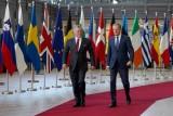 محادثات بلجيكية وأوروبية لعبدالله الثاني في بروكسل