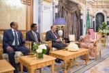 السعودية تعلن تأسيس كيان لدول البحر الأحمر