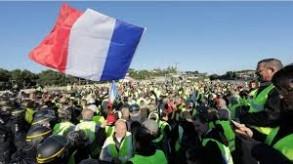 مراحل حركة احتجاجية غير مسبوقة في فرنسا
