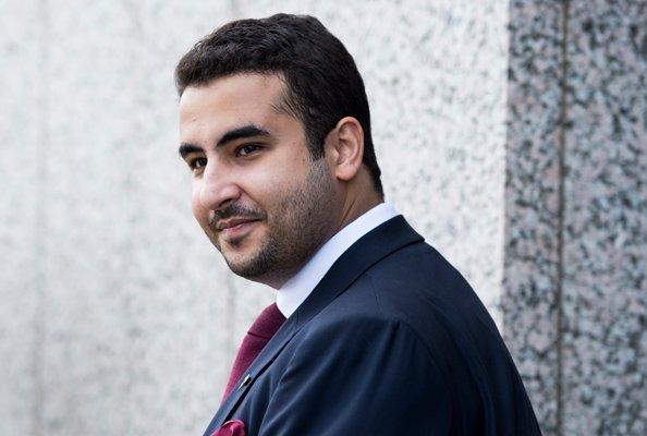 سفير السعودية لدى واشنطن الأمير خالد بن سلمان
