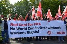 هل تنوي قطر إشراك إيران في استضافة مونديال 2022؟