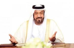الرئيس الاماراتي الشيخ خليفة بن زايد