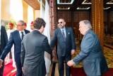 ملك المغرب يبحث مع غوتيريش الوضع بالمغرب العربي وأفريقيا